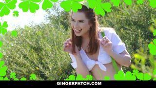 Gingerpatch - Hot Ginger Pepper Hart St. Patty
