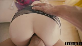 Candy May - Anal Junkie - Ass Pounded By Bbc