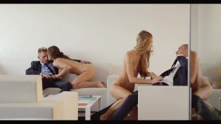 Krystal Boyd & Little Caprice - Sexy Foursome With Their Boyfriends