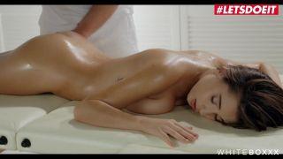 Letsdoeit - Busty Beauty Liya Silver Spreads Her Tight Ass At Massage