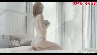 Letsdoeit - Jia Lissa Gets Tied Up By Sabrisse And Licked To Climax