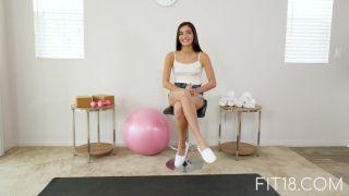 Fit18 - Emily Willis - 51kg - I Creampie A Flexible Former Ballerina 60fps