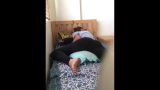 College Roommate Caught On Camera Humping Her Pillow