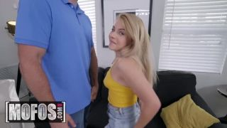 Mofos - Extra Small Teen Skylar Valentine Gets Destroyed By Big Dick