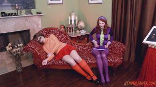 Daphne & Velma Possessed By Foot Loving Ghost