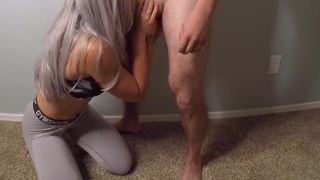 Fitness Chick Ass Filled With Cum Flips Over For More - Amateur Anal