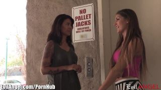 Evilangel August Ames First Public Sex With Dana Vespoli