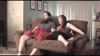 Cock Ninja Studios]step Brother & Sister Watch Scary Movie  Fuck Full Video