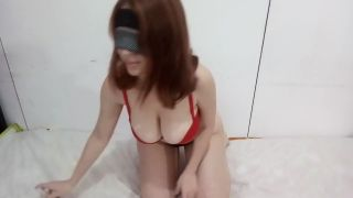 Oiled Bra Titjob With A Post Orgasm Torture