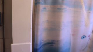Step Mom Catches Son Spying On Her In Shower, Sucks His Cock