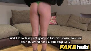 Fake Agent Uk Petite Minx Gets Fast Anal Fucking On Casting Couch