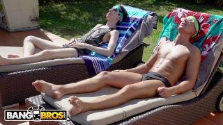 Bangbros - Milf Stepmom Cory Chase Turns Wet Dreams Into Reality