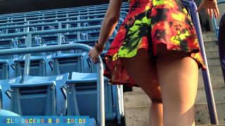 Almost Caught Having Sex At Baseball Game