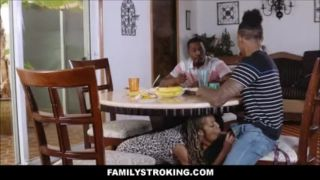 Black Family Orgy Step Daughter And Dad Step Mom And Son Foursome