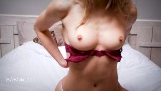 #fuckyourperiod Pretty Gf Needs To Fuck On Her Period - Amateur Leolulu