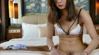Hong Kong Model Wide Open The Pussy In Photo Shoting