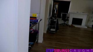 Stepsiblingscaught - Sneaky Step Brother Fucks His Sister