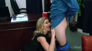 Cheating Milf Fucks Her Husbands New Client - Cory Chase