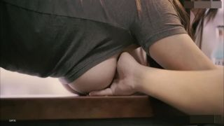 Fuck A Chinese Girl With Big Boobs In Front Of A Piano