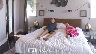 Spyfam Make Up Sex With Step Sister Bella Rose And Step Brother