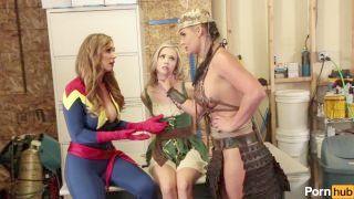 Lesbian Family Affair 03 - Scene 1