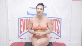 Ariel X Homosexual Woman Wrestling Fuck Fight Will Strapon Fuck Lotus Lain In The End