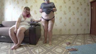 Fist-fucking In Medical Gloves , Aged Big Beautiful Woman Lesbians . Medical Examination Milf