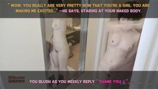Sissy Caption Story - Gender Swap Pill - Landlord Offers You A Deal (pt1?)