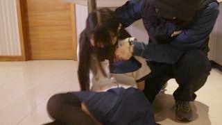 Chinese Chastity Belt & Spanking
