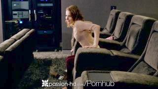 Passion - Hd Slender Russian Catarina Petrov Shagged On Home Film Room