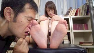 Japanese Sweaty Feet . Smell And Lick
