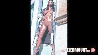 Hot Kim Kardashian Nude Celeb Love Pussy Heaven