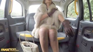 Fake Taxi Filthy Posh Babe Honour May Gets Snatch Shagged