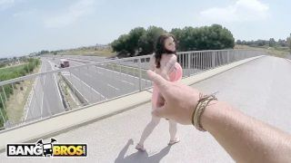 Bangbros - Super Fun Episode Of Community Bang With Euro Girl Harmony Reigns