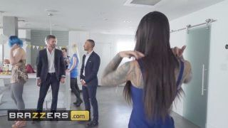 Brazzers - Big Titted Inked Karma Rx Craves Some Bbc At Celebration