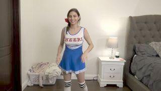 Slutty Teen Cheerleader Copulates Step Brother (part 1)