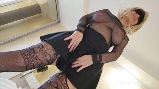 Erotic Hip Dance & Bumping , Massive Cumshot In My Mouth & Post Orgasm Torture