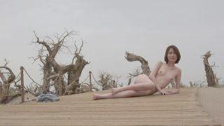 Chinese Model Photo Shoot 模 特 伊 麗 莎 白 之 西 行 遊 記