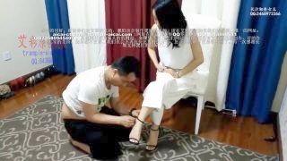 Chinese Foot Worship - Foot Slave Trainning
