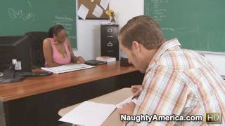 Dirty America - Find Your Fantasy Tutor Carmen Hayes Banging In The Des