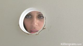 Killergram Miya Rai In Lovely Triple Coition Gloryhole Coition