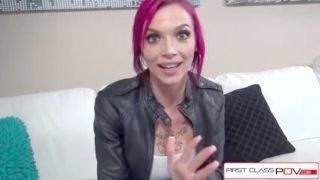 First Class Pov - Anna Bell Peaks Is Banged By A Huge Cock In Pov Style