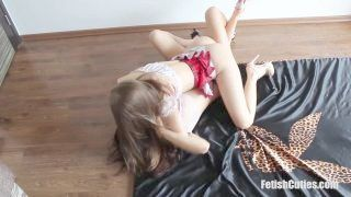 Two Hotties Sexfight For A Dude