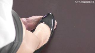Crushing In Heels With Office Worker Alina From Cbtrample