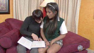 Lana Violet Demonstrates How Schoolgirls Have Fun