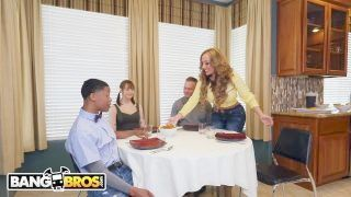 Bangbros - Sexy Mother Richelle Ryan Demonstrates Her New Dark Step Son Some Love