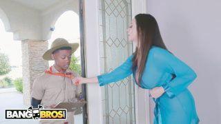 Bangbros - Sexy Mama Ariella Ferrera Trades Muff For Lil D